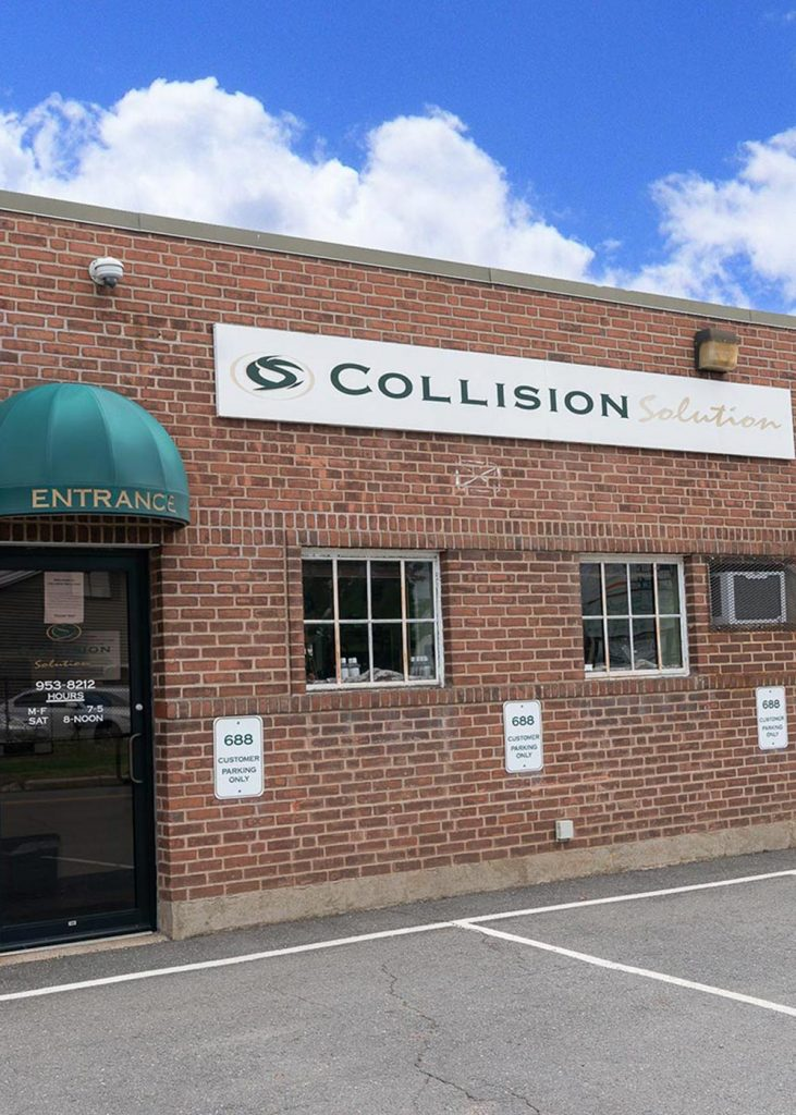 Collision Solution West Hartford Storefront